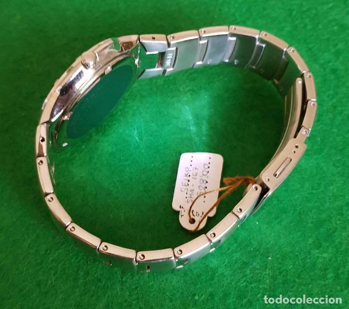 Relojes - Seiko: RELOJ SEIKO PREMIER KINETIC AUTO RELAY, C1990 VINTAGE, NOS (new old stock) - Foto 9 - 140261038