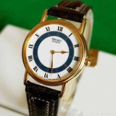 Relojes - Seiko: RELOJ SEIKO VINTAGE C1980 , NOS (NEW OLD STOCK). Lote 141210662
