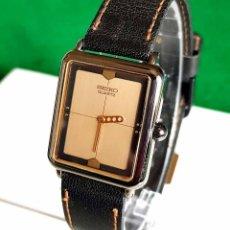 Relojes - Seiko: RELOJ SEIKO VINTAGE C1980 , NOS (NEW OLD STOCK). Lote 141211194