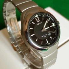 Relojes - Seiko: RELOJ SEIKO VINTAGE C1980 , NOS (NEW OLD STOCK). Lote 141327266