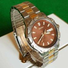 Relojes - Seiko: RELOJ SEIKO VINTAGE C1980 , NOS (NEW OLD STOCK). Lote 141653558