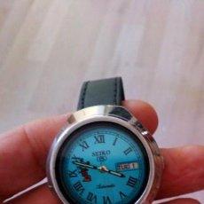 Relojes - Seiko: RELOJ SEIKO DISNEY MICKEY MOUSE AUTOMATICO. NUEVO.. Lote 145572542