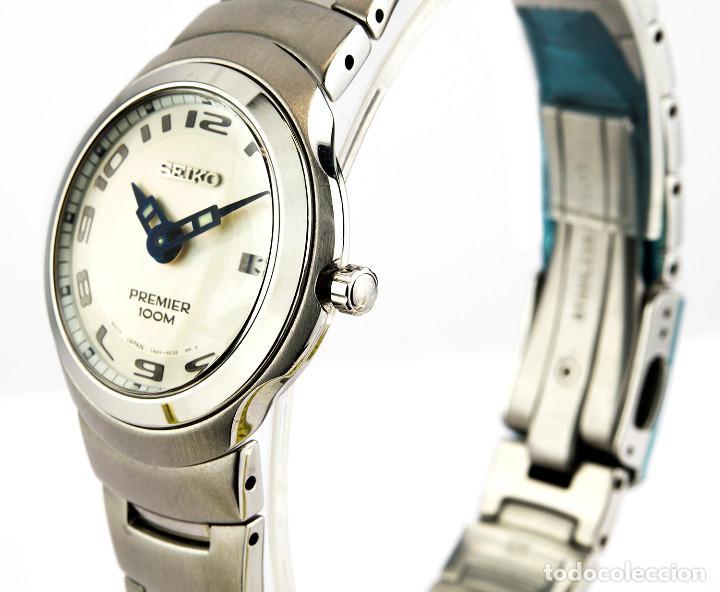 Relojes - Seiko: Seiko Premier Reloj de Señora - Foto 2 - 147377438