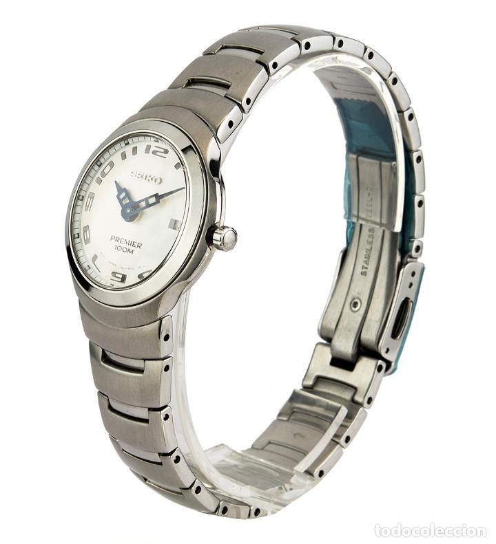 Relojes - Seiko: Seiko Premier Reloj de Señora - Foto 3 - 147377438