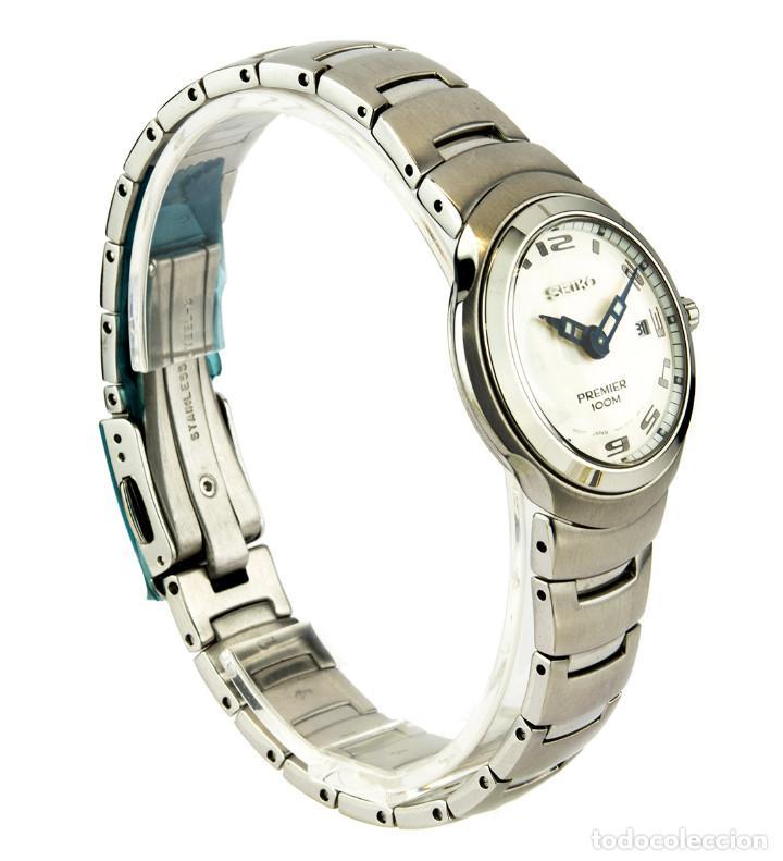 Relojes - Seiko: Seiko Premier Reloj de Señora - Foto 4 - 147377438