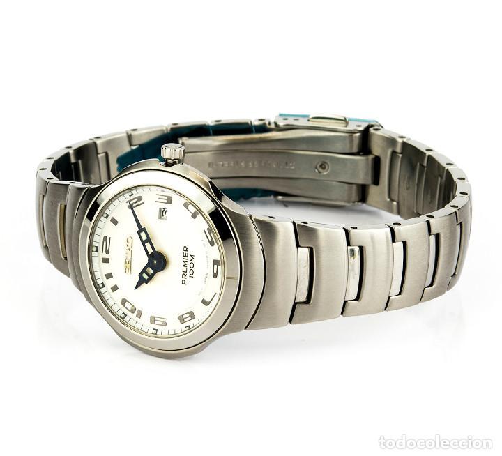 Relojes - Seiko: Seiko Premier Reloj de Señora - Foto 5 - 147377438