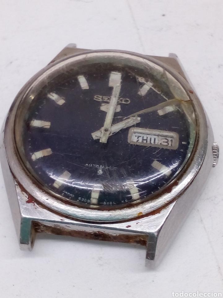 Relojes - Seiko: Reloj Seiko automatico - Foto 2 - 147460938