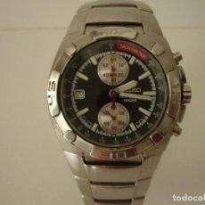 Relojes - Seiko: SEIKO 7T94-0AE0 CHRONOGRAPH MODELO INUSUAL DEL AÑO 2005. Lote 148783910