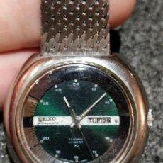 Relojes - Seiko: RELOJ SEIKO DIAMATIC HI-BEAT 27 RUBIES CON CALENDARIO.FUNCIONANDO. Lote 149070610