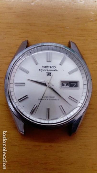 RELOJ SEIKO 5 SPORTSMATIC (Relojes - Relojes Actuales - Seiko)
