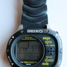 Relojes - Seiko: RELOJ SUBMARINISMO [BUCEO] SEIKO SCUBA MASTER M726. Lote 151129490