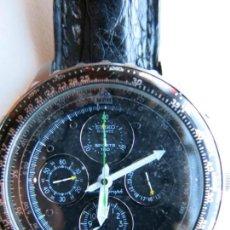 Relojes - Seiko: RELOJ CRONÓGRAFO CUARZO, SEIKO, 7T34-6A00. Lote 151138926