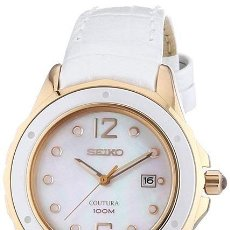 Relojes - Seiko: RELOJ DE MUJER SEIKO COUTURA SXDE82P1 PVP 312 €.. Lote 151392406