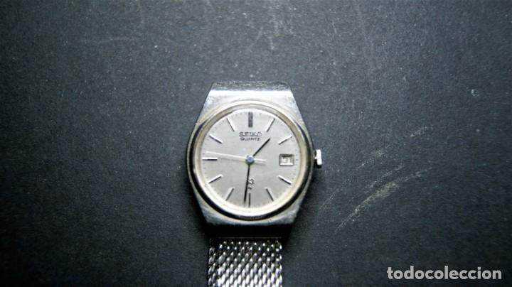 Relojes - Seiko: Antiguo reloj Seiko de señora - Foto 2 - 153695826