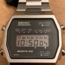 Relojes - Seiko: SEIKO SPORTS 100 CHRONOGRAPH. Lote 154559170