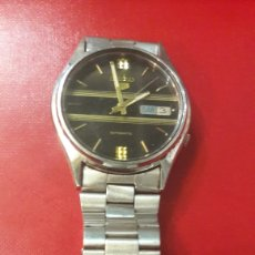 Relojes - Seiko: RELOG SEIKO AUTOMATICO FUNCIONANDO. Lote 155448120