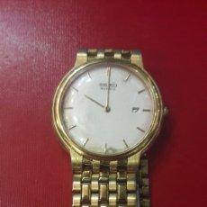 Relojes - Seiko: SEIKO QUARTZ FUNCIONA. Lote 155632993