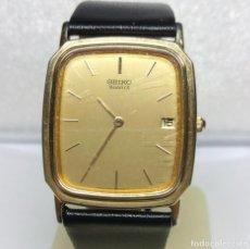 Relojes - Seiko: RELOJ SEIKO DE CUARZO - CAJA 27 MM - FUNCIONA CORRECTAMENTE. Lote 158524538