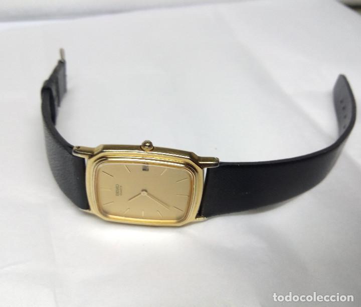 Relojes - Seiko: RELOJ SEIKO DE CUARZO - CAJA 27 mm - FUNCIONA CORRECTAMENTE - Foto 3 - 158524538