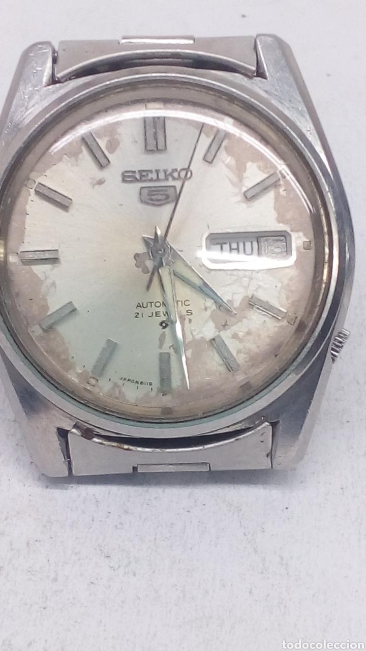 Relojes - Seiko: Reloj Seiko Automatico - Foto 3 - 159622405