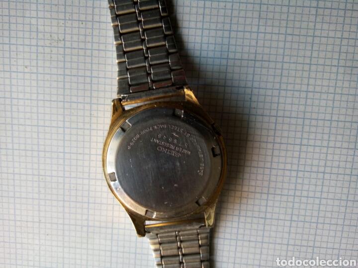 Relojes - Seiko: Magnifico reloj Seiko - Foto 2 - 159657237