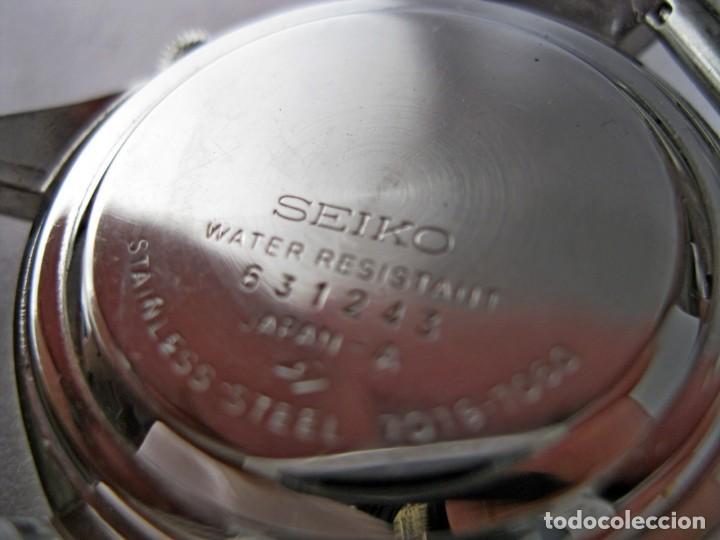 Relojes - Seiko: SEIKO 5 ACTUS CABALLERO VINTAGE REVISADO / VINTAGE GENTS SEIKO 5 ACTUS SERVICED - Foto 5 - 159856558