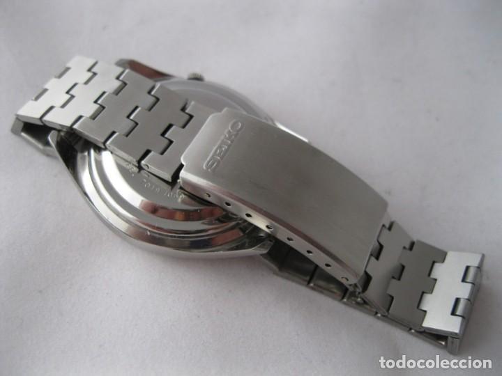 Relojes - Seiko: SEIKO 5 ACTUS CABALLERO VINTAGE REVISADO / VINTAGE GENTS SEIKO 5 ACTUS SERVICED - Foto 6 - 159856558