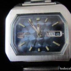 Relojes - Seiko: RARO SEIKO 5 AUTO .OCTOGONAL CAB. VINTAGE / RARE OCTAGONAL AUTO SEIKO 5 WATCH. Lote 159857694