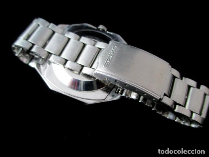 Relojes - Seiko: RARO SEIKO 5 AUTO .OCTOGONAL CAB. VINTAGE / RARE OCTAGONAL AUTO SEIKO 5 WATCH - Foto 6 - 159857694