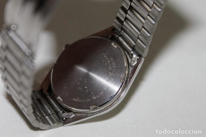 Relojes - Seiko: RELOJ SEIKO QUARTZ 7n43-7a50 JAPAN CON CALENDARIO DIA Y FECHA AÑOS 80 - Foto 3 - 163063870