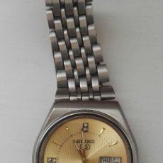 Relojes - Seiko: SEIKO 5. Lote 165329980