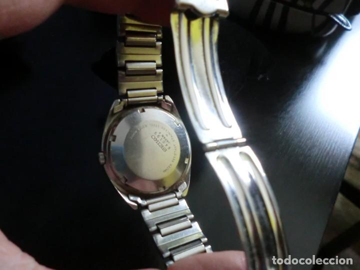 Relojes - Seiko: RELOJ SEIKO AUTOMATICO VINTAGE - Foto 2 - 165497250