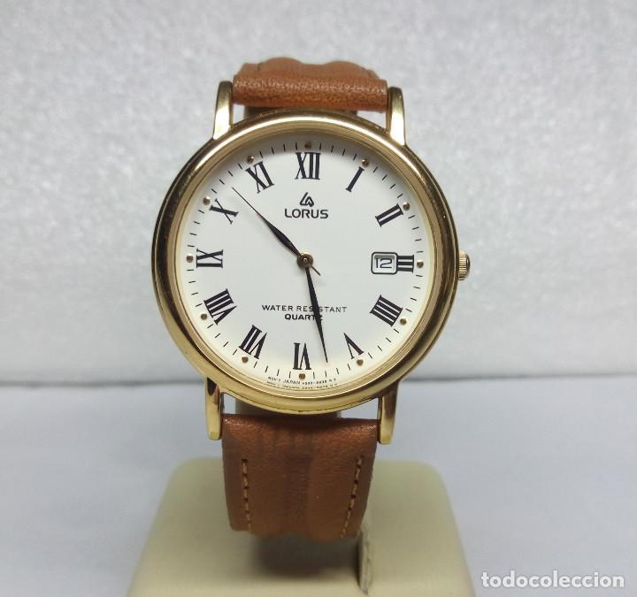 b6aa9bacec5b Reloj lorus de usado - compra   venta - encuentra el mejor precio