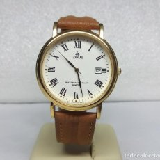 Relojes - Seiko: RELOJ LORUS (SEIKO) DE CUARZO CON CALENDARIO - CAJA 3'50 CM - FUNCIONA CORRECTAMENTE. Lote 170911547
