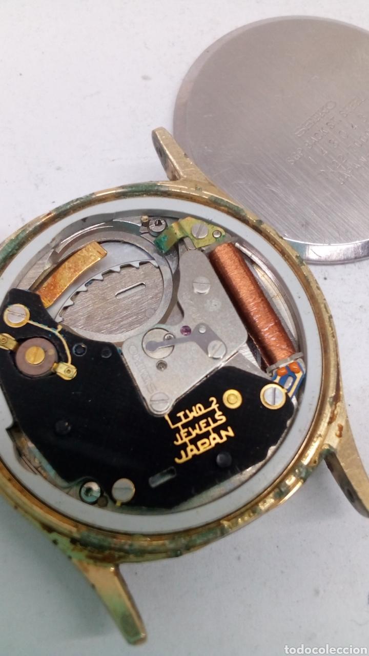 Relojes - Seiko: Reloj Seiko Quartz para piezas - Foto 2 - 167158020