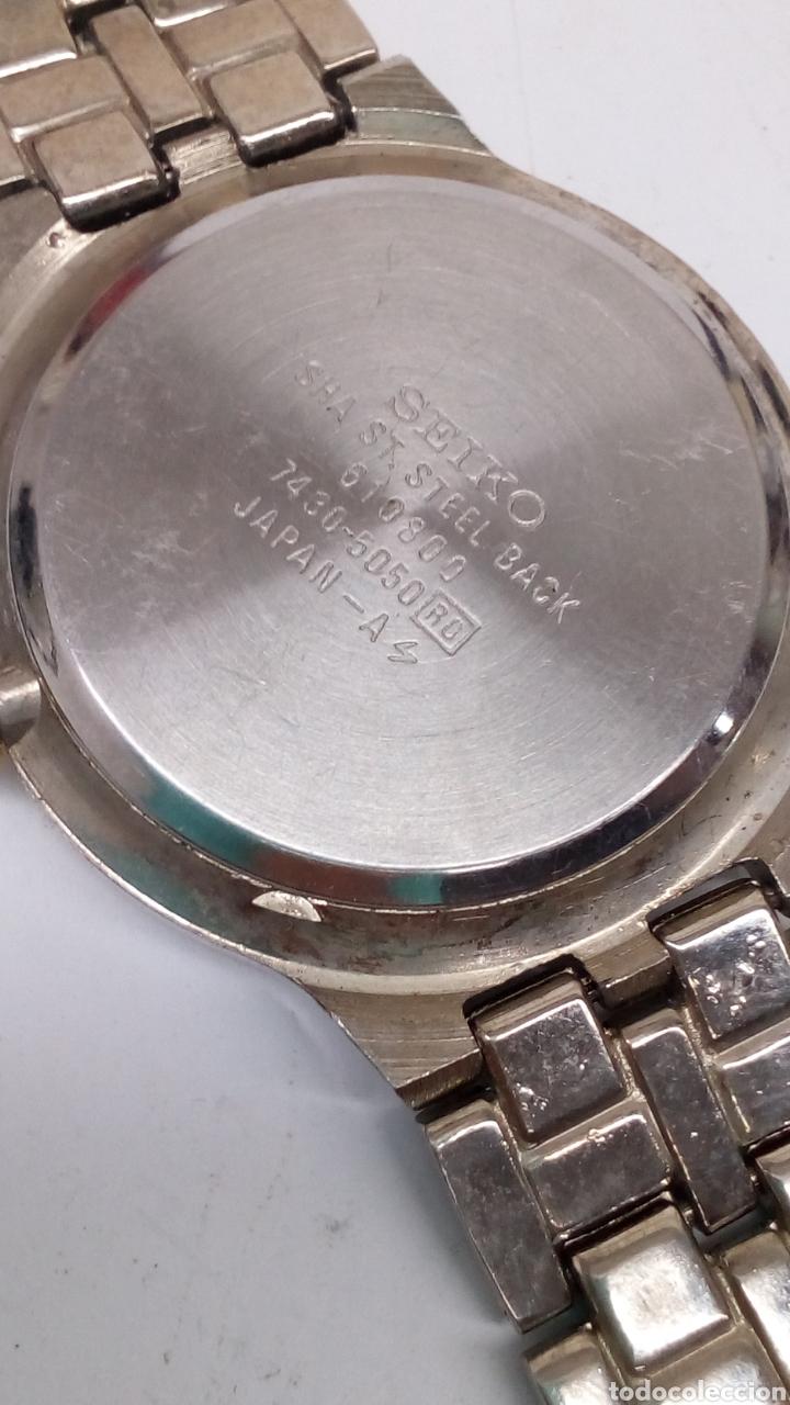 Relojes - Seiko: Reloj Seiko Quartz - Foto 2 - 167512057