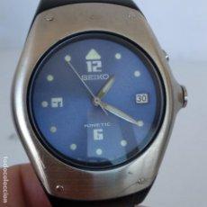 Relojes - Seiko: SEIKO KINETIC 5M42-OE49. Lote 168357020
