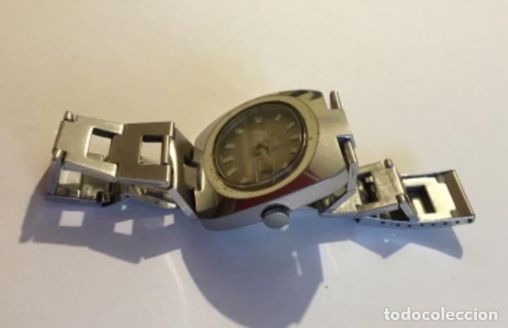 Relojes - Seiko: Antiguo reloj de cuerda Seiko 23 datomatic muy escaso - Foto 2 - 168526736