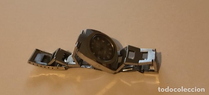Relojes - Seiko: Antiguo reloj de cuerda Seiko 23 datomatic muy escaso - Foto 3 - 168526736