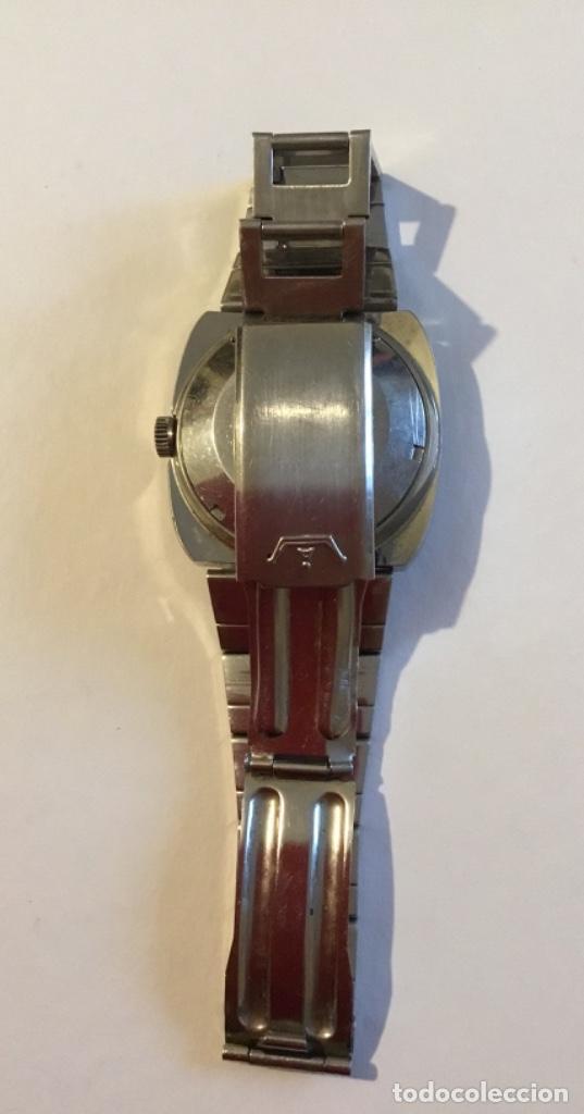 Relojes - Seiko: Antiguo reloj de cuerda Seiko 23 datomatic muy escaso - Foto 4 - 168526736