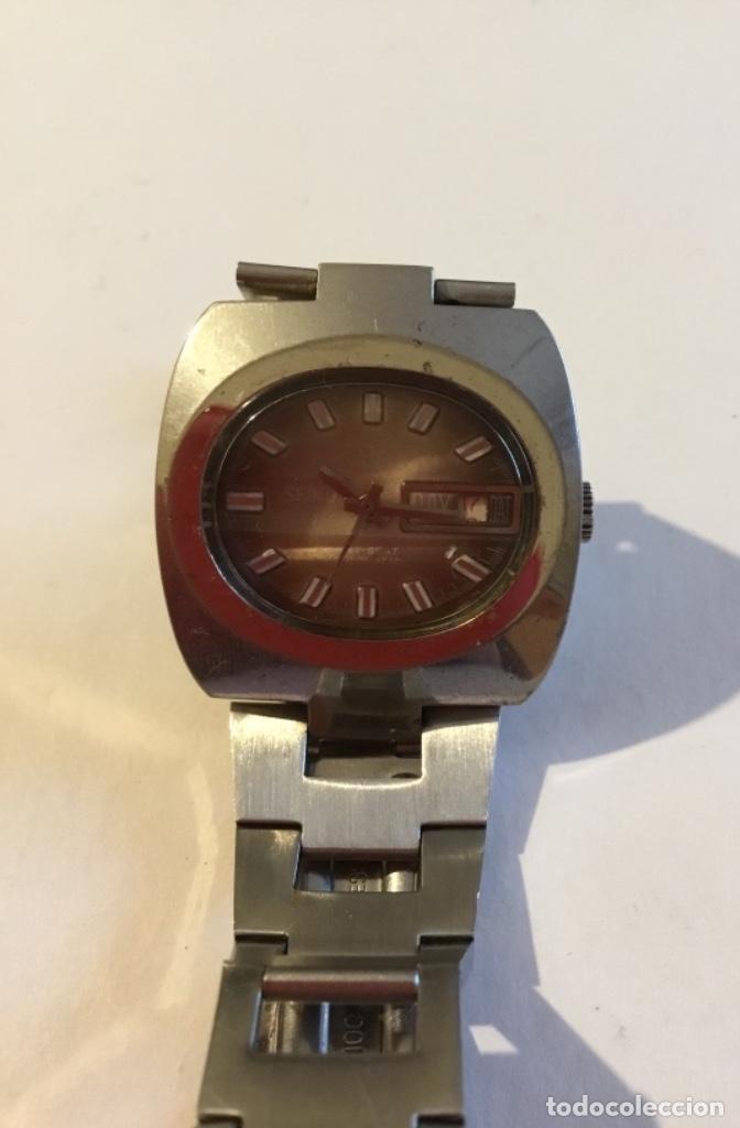 Relojes - Seiko: Antiguo reloj de cuerda Seiko 23 datomatic muy escaso - Foto 5 - 168526736