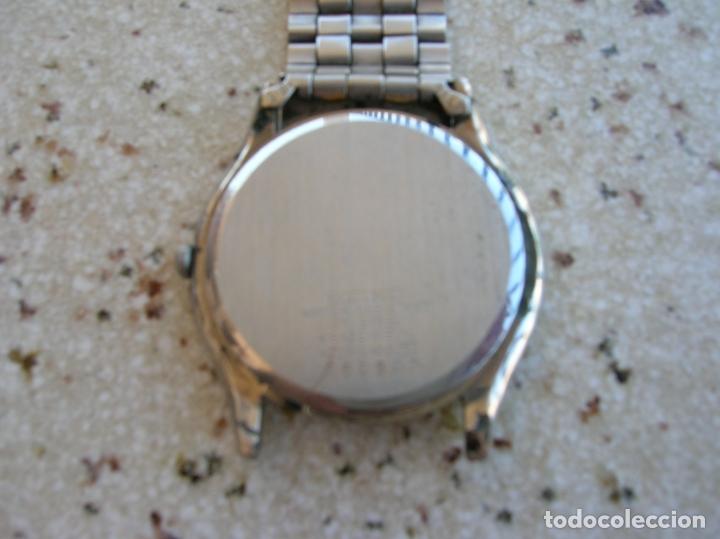 Relojes - Seiko: RELOJ DE CUARZO MARCA SEIKO N,760803 DE SERIE PARA RECAMBIOS EL RELOJ FUNCIONA - Foto 3 - 169744688