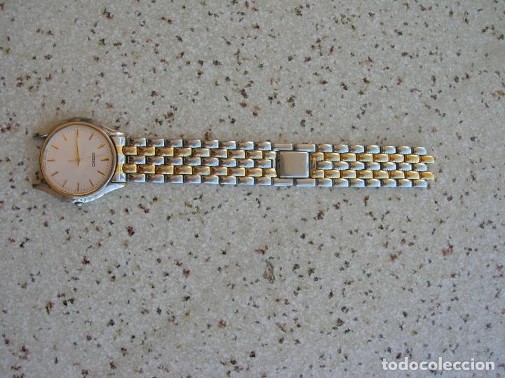Relojes - Seiko: RELOJ DE CUARZO MARCA SEIKO N,760803 DE SERIE PARA RECAMBIOS EL RELOJ FUNCIONA - Foto 4 - 169744688