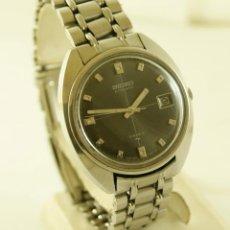 Relojes - Seiko: SEIKO AUTOMATIC CORREA ORIGINAL TODO FIRMADO. Lote 169900536