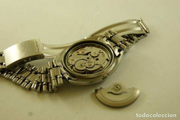 Relojes - Seiko: SEIKO AUTOMATIC CORREA ORIGINAL TODO FIRMADO - Foto 2 - 169900536