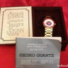 Relojes - Seiko: RELOJ DE PULSERA SEIKO LEVANTE , IMPECABLE. Lote 169964297