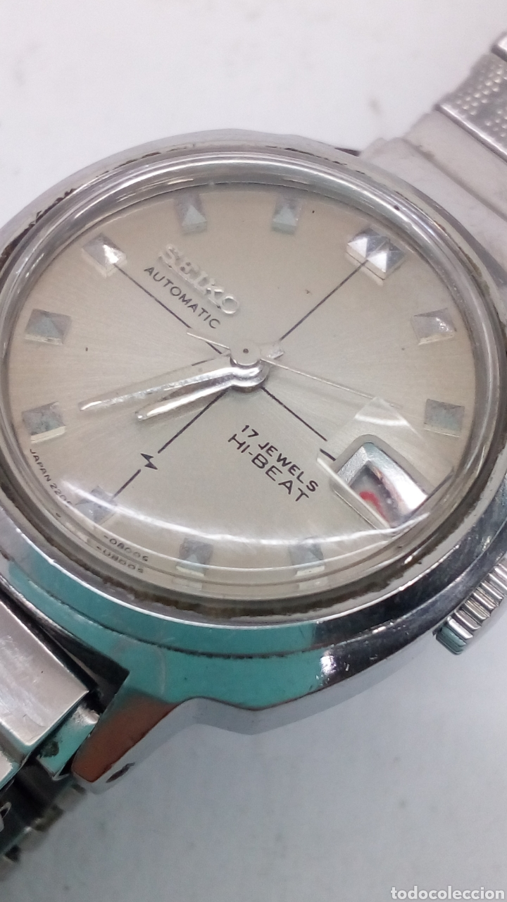 Relojes - Seiko: Reloj Seiko Automático - Foto 2 - 170078573