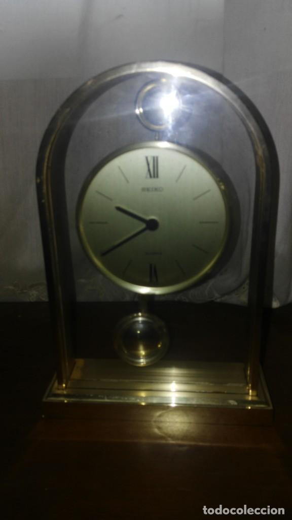 RELOJ DE SOBREMESA SEIKO (Relojes - Relojes Actuales - Seiko)