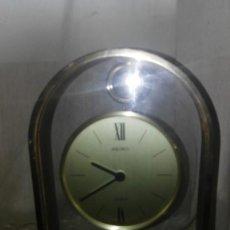 Relojes - Seiko: RELOJ DE SOBREMESA SEIKO. Lote 170287536