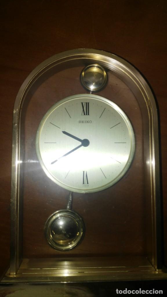 Relojes - Seiko: Reloj de sobremesa Seiko - Foto 4 - 170287536